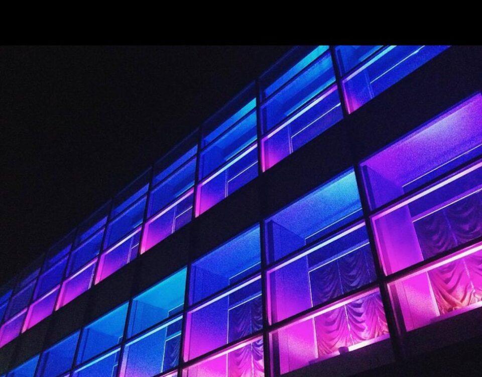 Buy Facade Lighting Online at Best Price   EST LED Lights