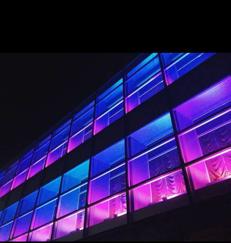 6. EST Lights Facade Lighting Design