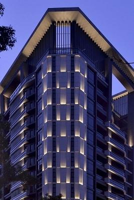Facade Lighting Fixture A9 Est Lights