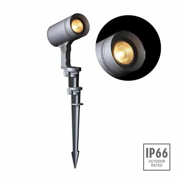 LED Landscape Focus & Spot Light - B3XBS0127 - Image