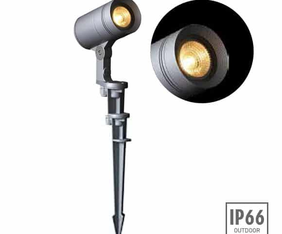 LED Landscape Focus & Spot Light - B3XBS0127 -
