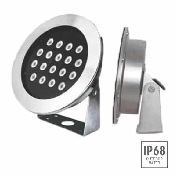 LED Underwater Spot Light - B5FA1857 - Image
