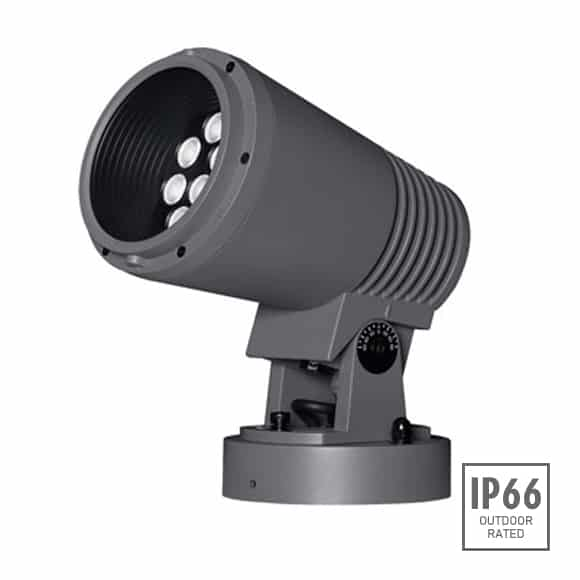 LED Wall Mounted Focus & Spot Light - B3BJM1258 - Image