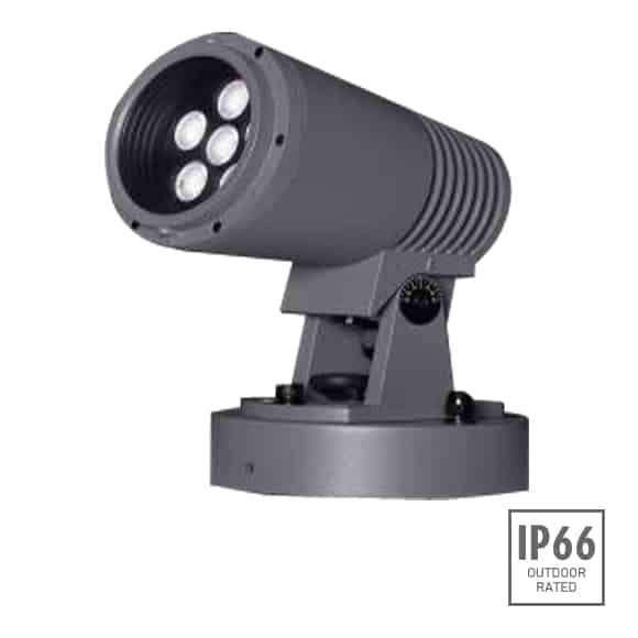 LED Wall Mounted Focus & Spot Light - B3CJM0658 - Image