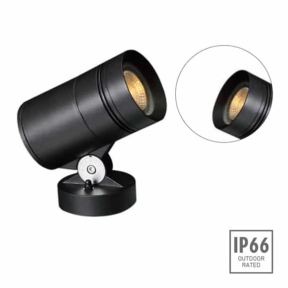 LED Wall Mounted Focus & Spot Light - B3XBM0127 - Image