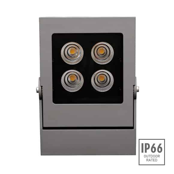 LED Wall Mounted Focus & Spot Light - R3PFM0425 - Image