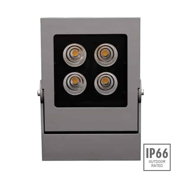 LED Wall Mounted Focus & Spot Light - R3PFM0425 - Image