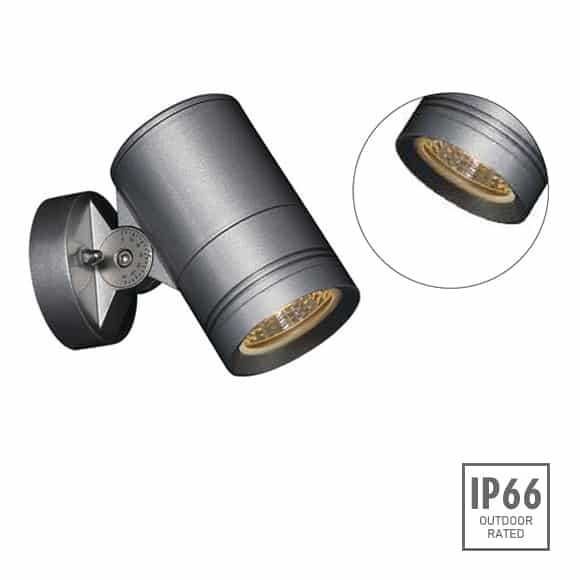 LED Wall Mounted Focus & Spot Light - R3XBM0128 - Image