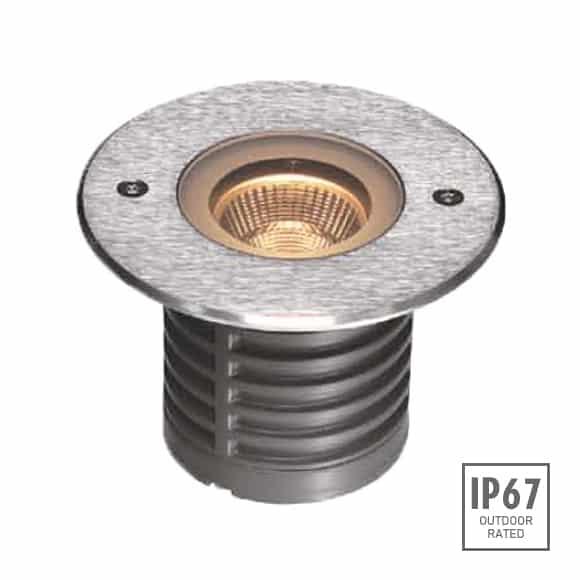 Outdoor LED Inground COB Light - R2CDR0126 - Image