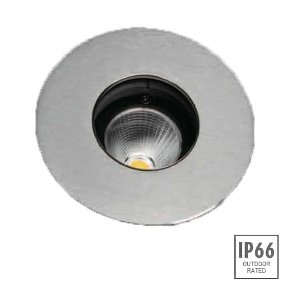 Outdoor LED Inground COB Light - R2CFR0125 &R2CFS0125 - Img