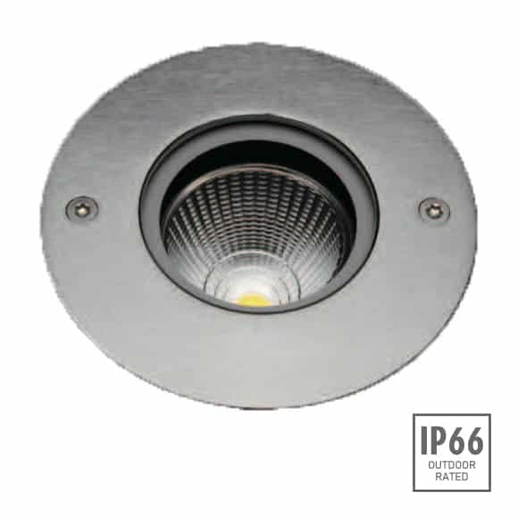 Outdoor LED Inground COB Light - R2DFR0126 &R2DFS0126 - Img