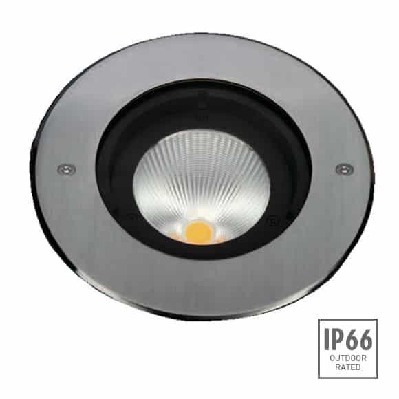 Outdoor LED Inground COB Light - R2EFR0129 &R2EFS0129 - Image