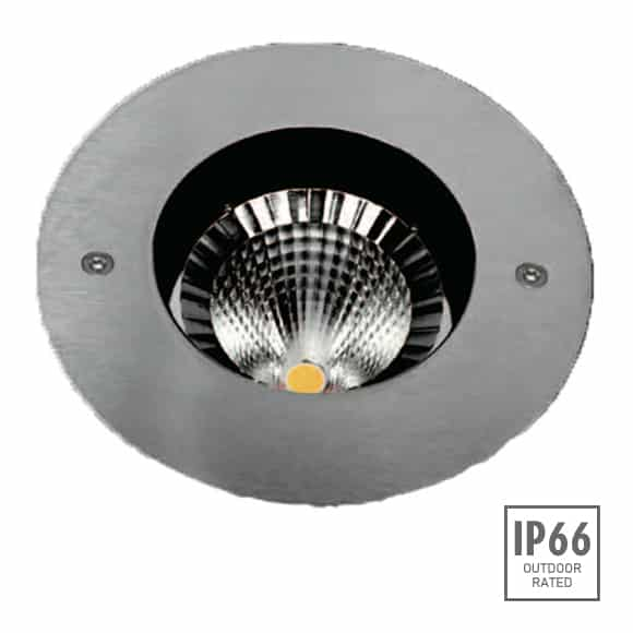Outdoor LED Inground COB Light - R2EFR0170 &R2EFS0170 - Image