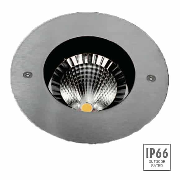 Outdoor LED Inground COB Light - R2EFR0170 &R2EFS0170 - Image