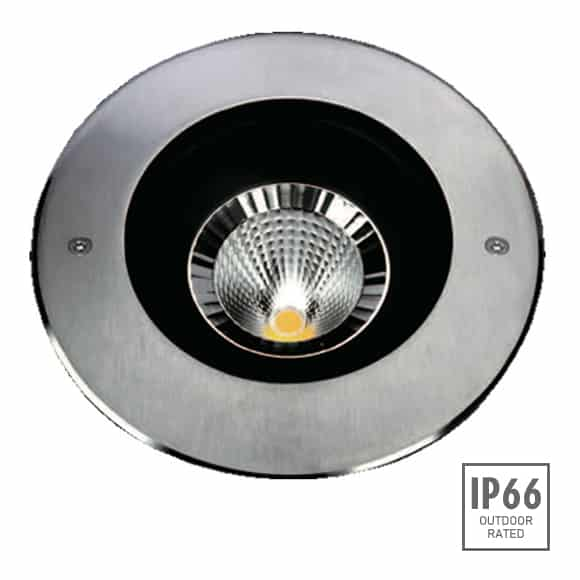 Outdoor LED Inground COB Light - R2GFR0173 &R2GFS0173 - Image