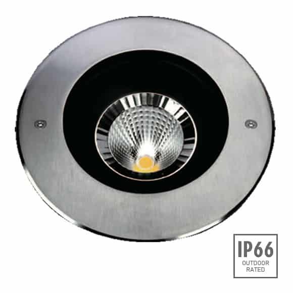 Outdoor LED Inground COB Light - R2GFR0173 &R2GFS0173 - Image