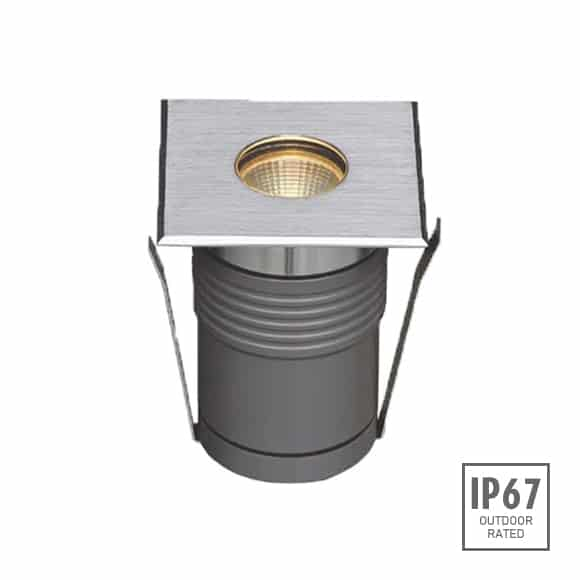Outdoor LED Inground COB Light - R2IS0125 A - Image