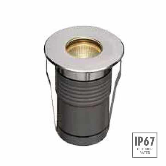 Outdoor LED Inground COB Lights - R2IR0125 A - Image