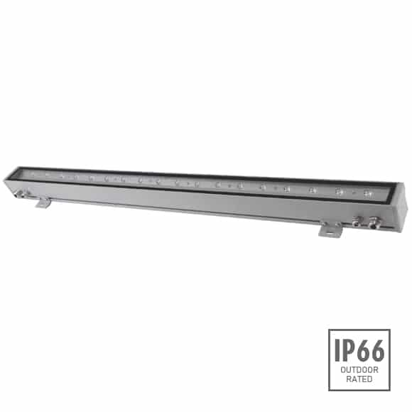 Outdoor LED Linear Facade Wall Washer - JRL7-18D - Image