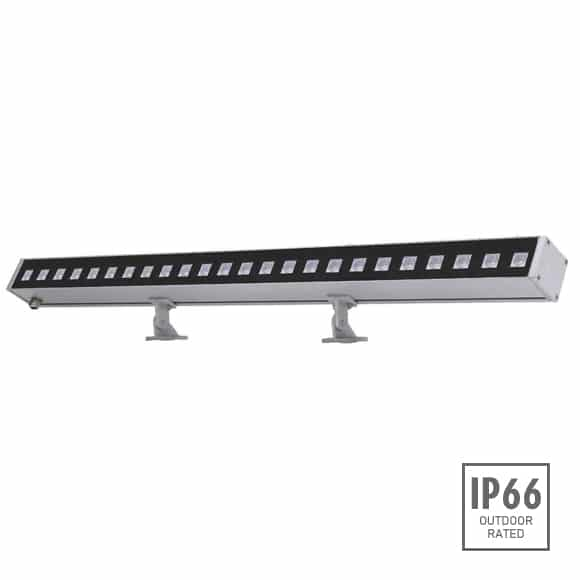 Outdoor LED Linear Facade Wall Washer - JRL7-24 - Image