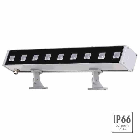 Outdoor LED Linear Facade Wall Washer - JRL7-9 - Image
