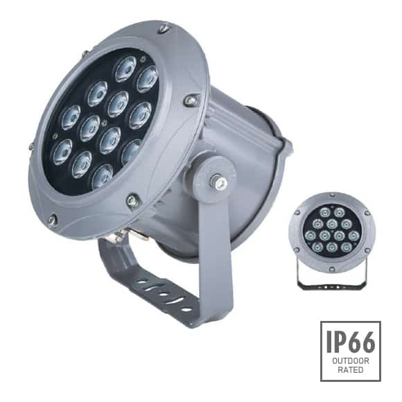 Outdoor LED Projector Lights - JRF3-12 - Image