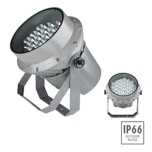 Outdoor LED Projector Lights - JRF3-27R - Image