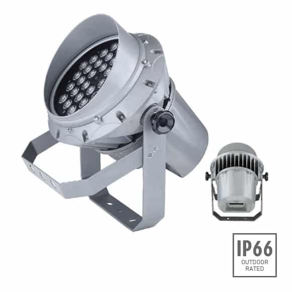 Outdoor LED Projector Lights - JRF3-36 - Image