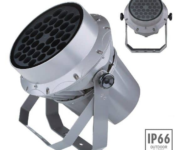 Outdoor LED Projector Lights - JRF3-36D - Image