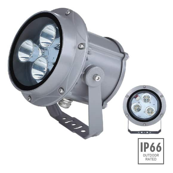 Outdoor LED Projector Lights - JRF3-3R - Image