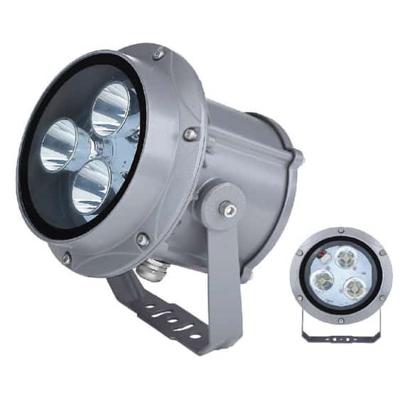 Outdoor LED Projector Lights - JRF3-3R - Image1