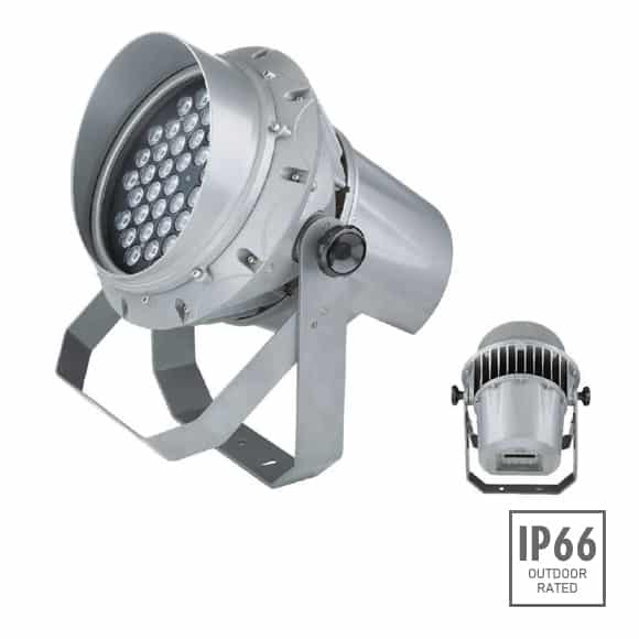 Outdoor LED Projector Lights - JRF3-54 - Image