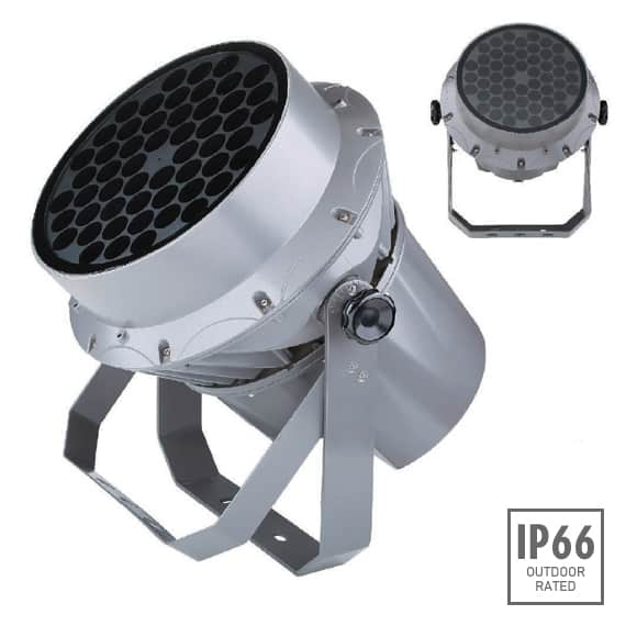 Outdoor LED Projector Lights - JRF3-54D - Image