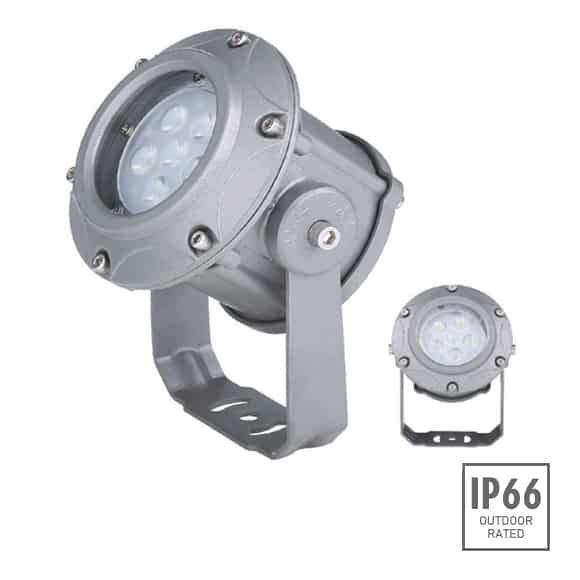 Outdoor LED Projector Lights - JRF3-6 - Image