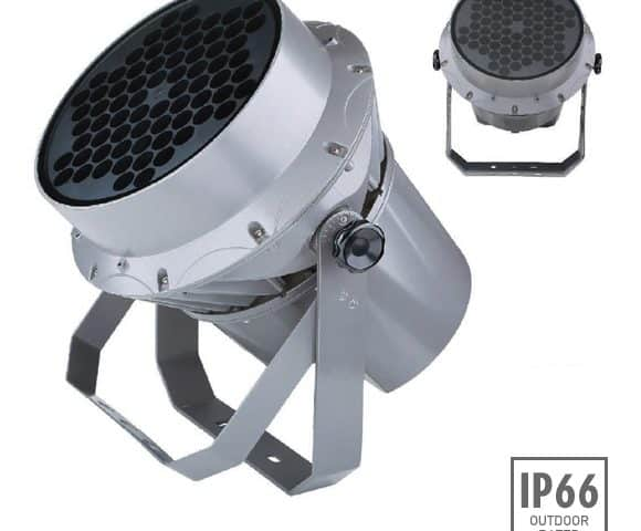 Outdoor LED Projector Lights - JRF3-72D - Image