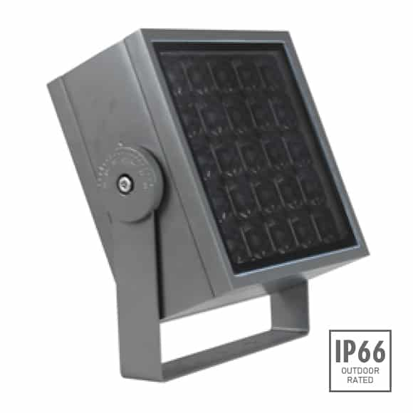 Outdoor LED Projector Lights - JRF4-L-G-Image