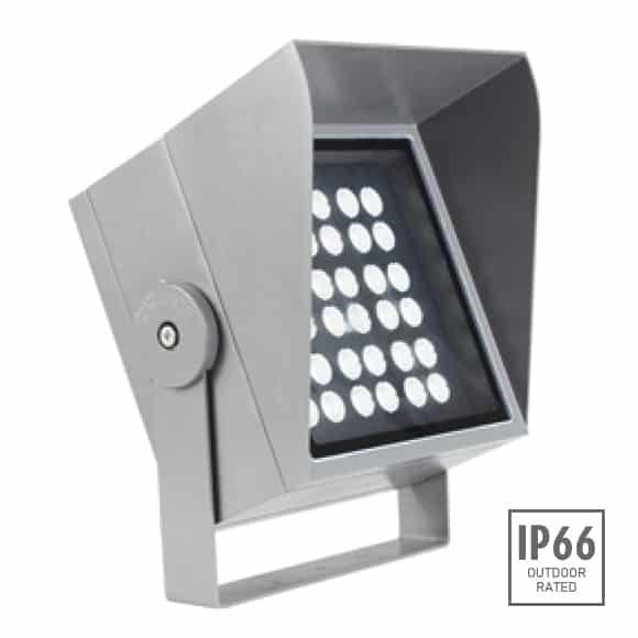 Outdoor LED Projector Lights - JRF4-L-H -Image