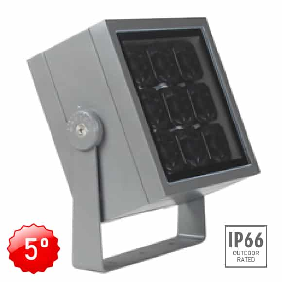 Outdoor LED Projector Lights - JRF4-M-G-Image2