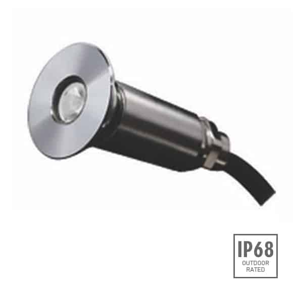 Recessed LED Swimming Pool Light - B4AC0157 - Image