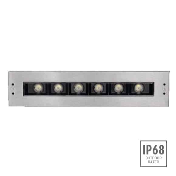 Recessed LED Swimming Pool Light - B4QA0658 Image