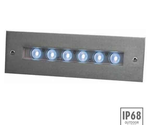 Recessed LED Swimming Pool Light - B4TL0657 - Image
