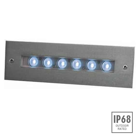 Recessed LED Swimming Pool Light - B4TL0657 - Image