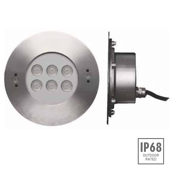 Recessed LED Swimming Pool Light - B4YB0657 -Image