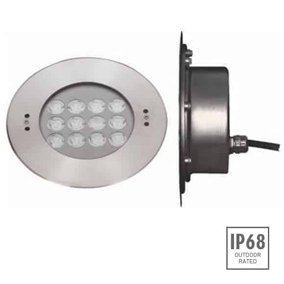 Recessed LED Swimming Pool Light - B4ZB1257 - Image