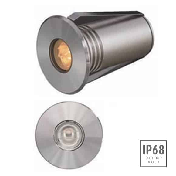 Recessed LED Swimming Pool Light - C4A0158 - Img