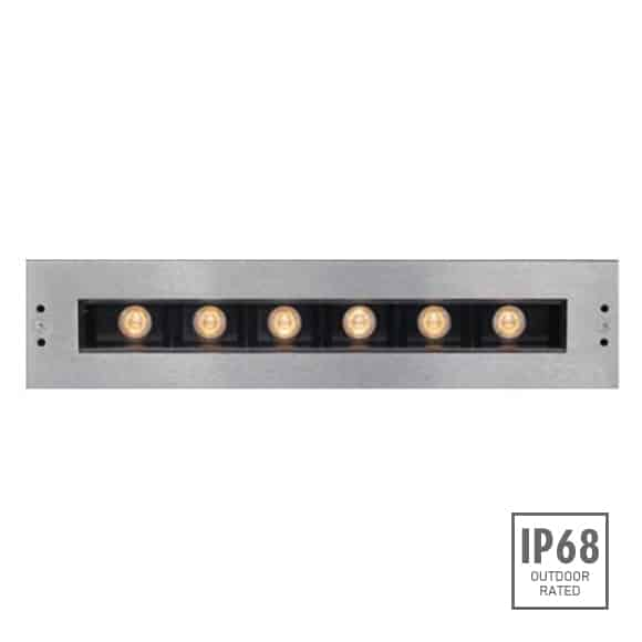 Recessed LED Swimming Pool Light - C4QA0658 Image