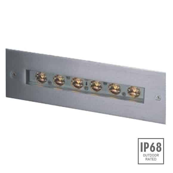 Recessed LED Swimming Pool Light - C4TL0657 -Image