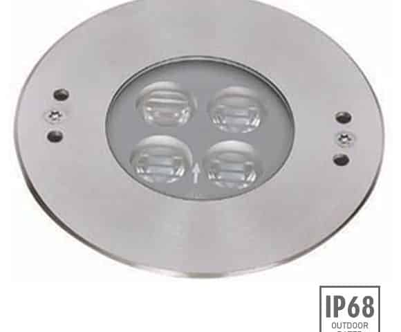 Recessed LED Swimming Pool Light - C4X0457 - Image