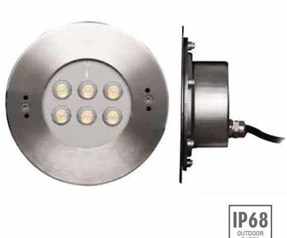 Recessed LED Swimming Pool Light - C4YB0657 -