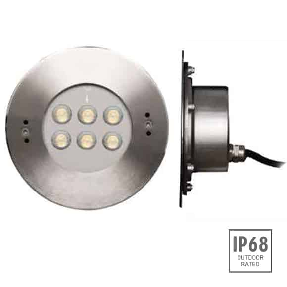 Recessed LED Swimming Pool Light - C4YB0657 -